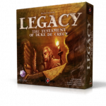 Legacy: testament of duke de Crezy