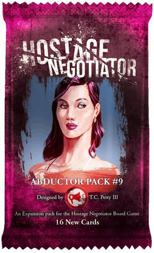 Hostage Negotiator: Abductor Pack 9