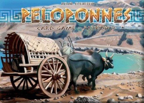Peloponnes Card Game: Patronus