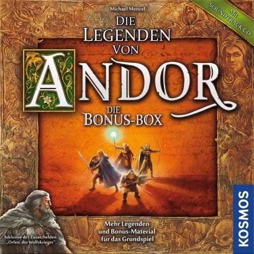 Die Legenden von Andor: Die Bonus-Box