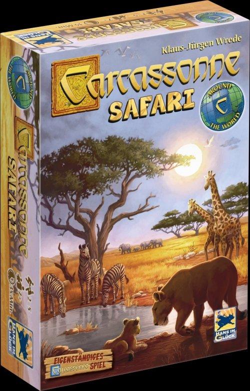 Carcassonne: Safari