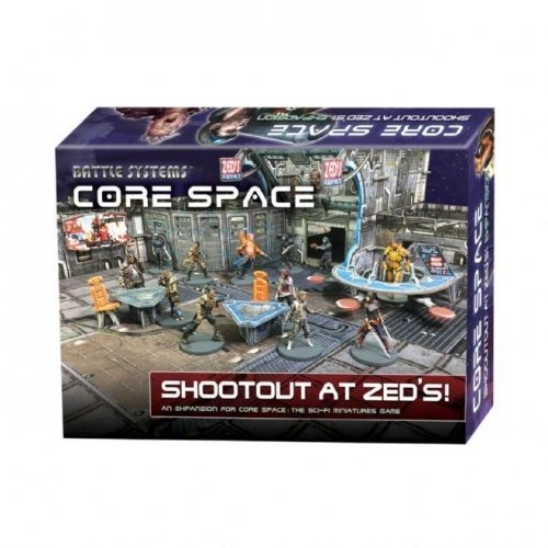 Core Space: Shootout at Zed's