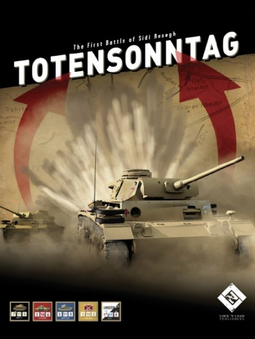 Corps Command: Totensonntag