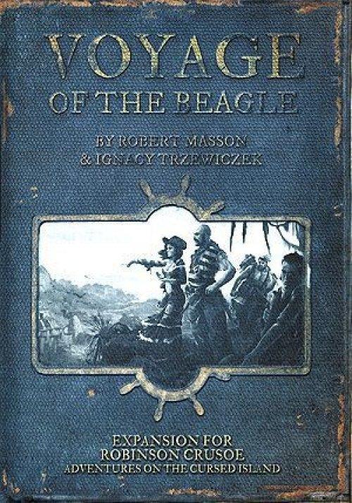 Robinson Crusoe: Adventure on the Cursed Island - Voyage of the Beagle