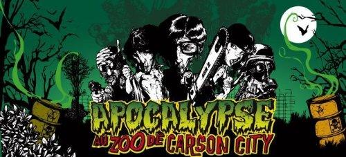 Apocalypse au Zoo de Carson City