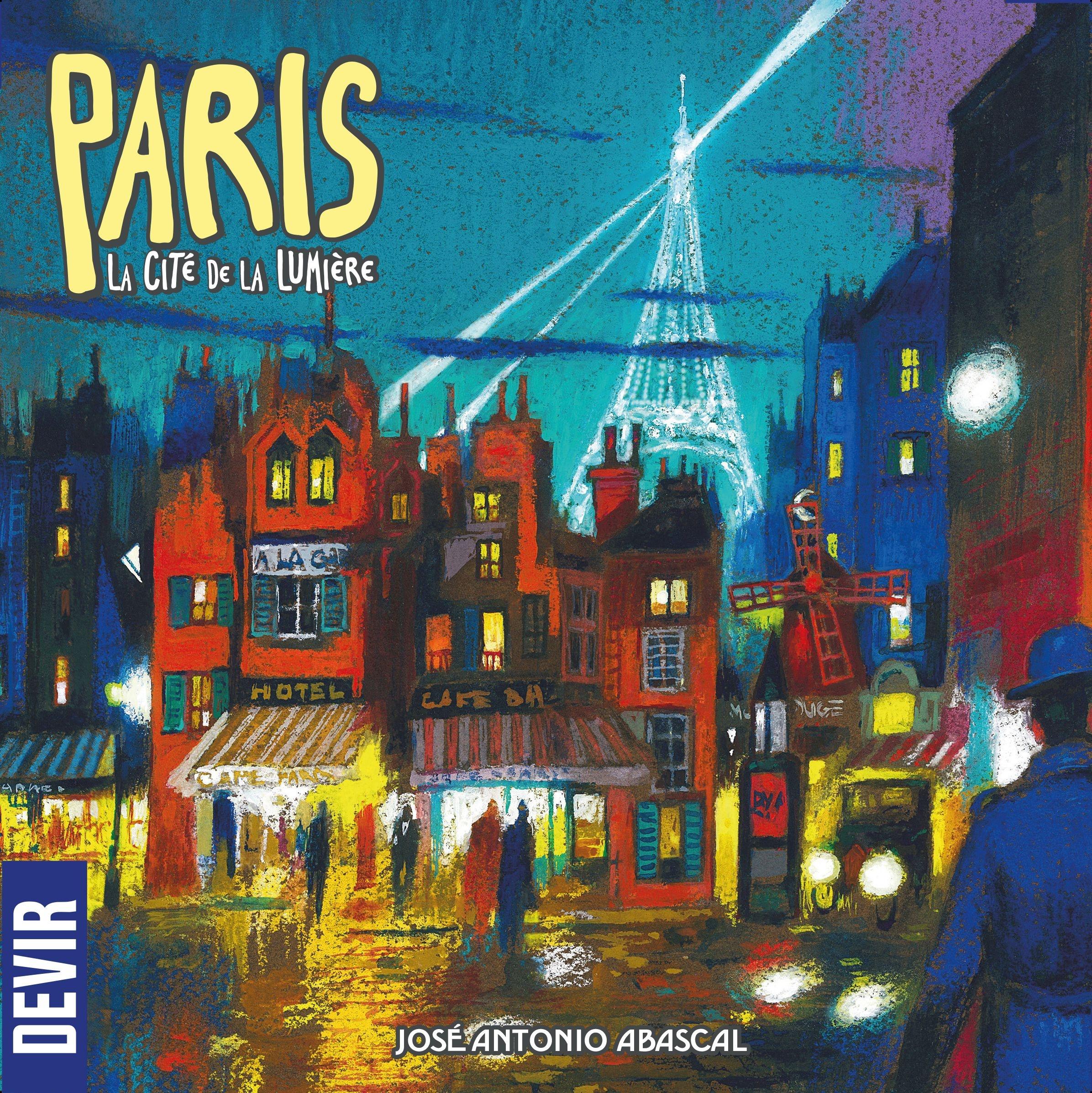 Comprar Paris: La Cité de la Lumière al mejor precio - Comparador de  precios de juegos - Muevecubos.com