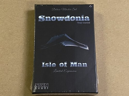 Snowdonia: Isle of Man