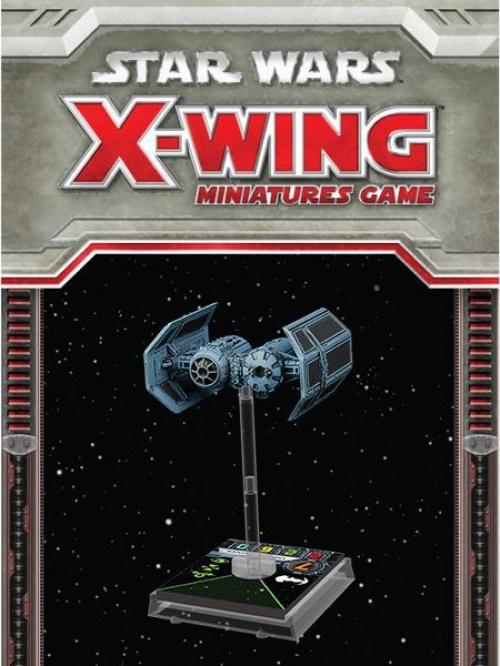 Star Wars X-Wing: El juego de miniaturas – Bombardero TIE – Pack de Expansión