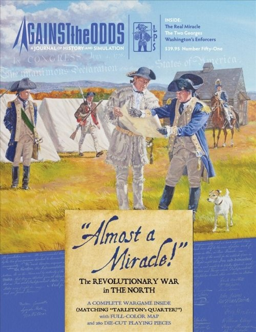"""Almost a Miracle!"": The Revolutionary War in the North"