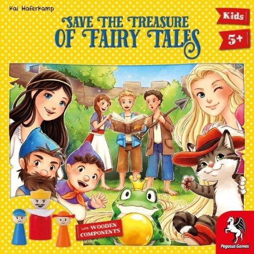 Save the Fairy Tale Treasure!