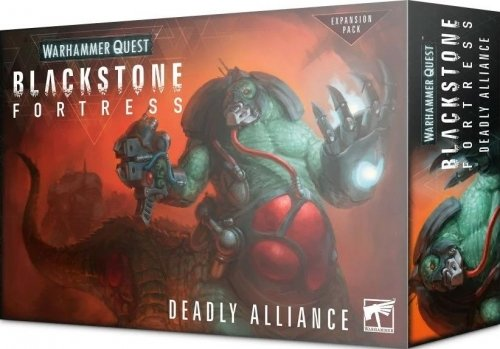 Warhammer Quest: Blackstone Fortress – Deadly Alliance