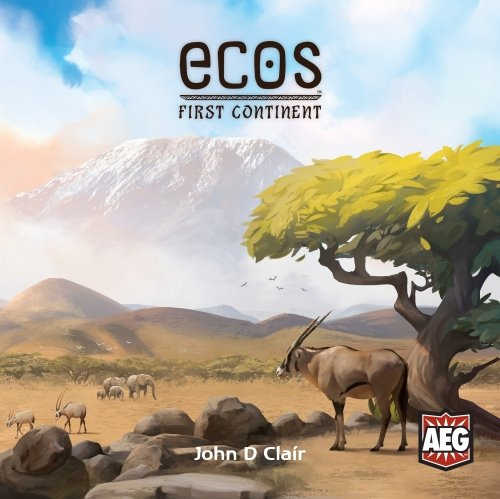 Ecos: First Continent