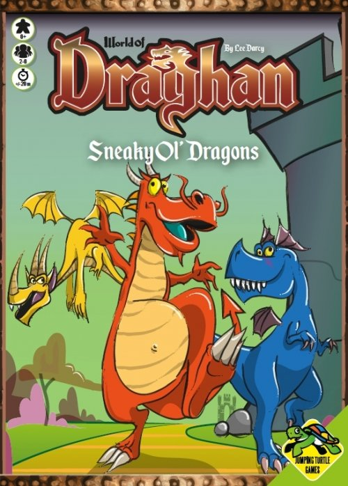 World of Draghan: Sneaky Ol' Dragons