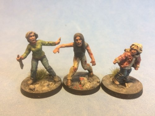 The Walking Dead: All Out War – Carol Booster