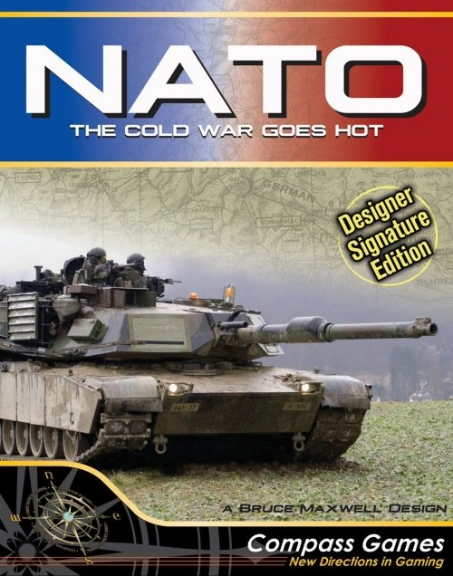 NATO: The Cold War Goes Hot – Designer Signature Edition