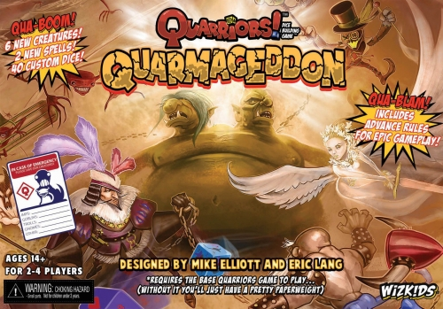 Quarriors! Quarmageddon