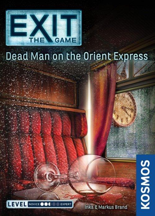 EXIT: Le Jeu – Le Cadavre de l'Orient-Express