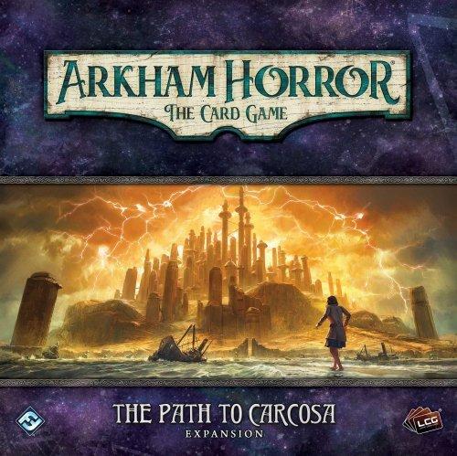 Arkham Horror: El Juego de Cartas – El Camino a Carcosa