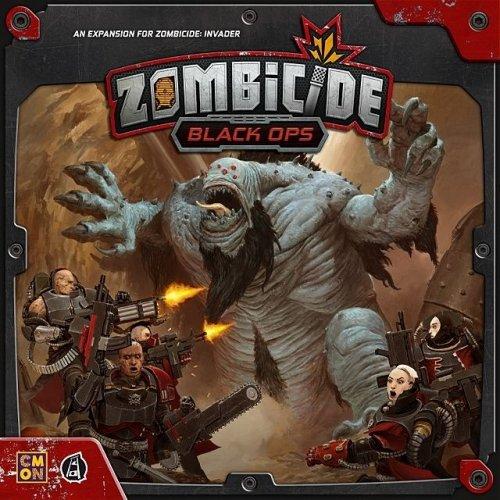 Zombicide: Invader – Black Ops