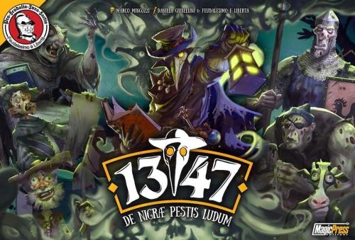 1347: De Nigrae Pestis Ludo
