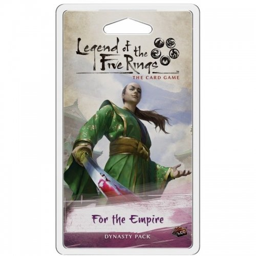 Legend of the Five Rings: The Card Game – For the Empire