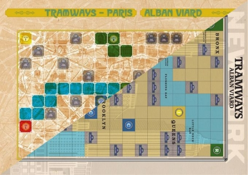 Tramways Expansion: Paris / New York