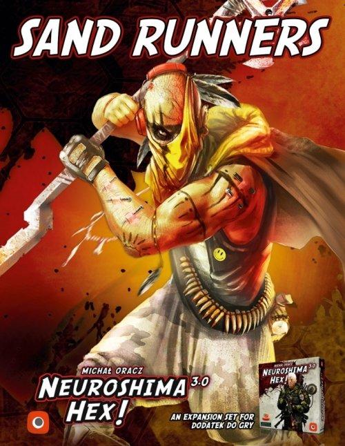 Neuroshima Hex! 3.0: Sand Runners