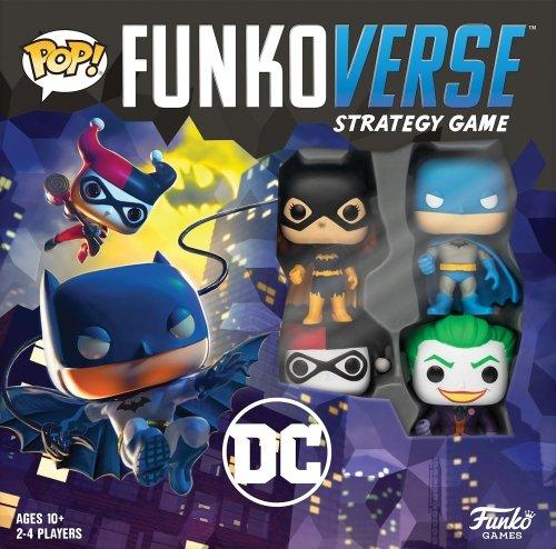 Funkoverse Strategy Game: DC Batman 100