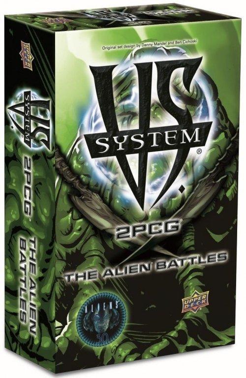 Vs. System 2PCG: The Alien Battles
