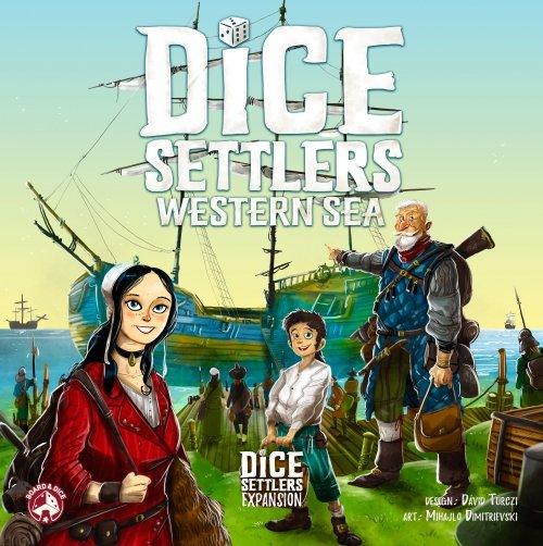 Dice Settlers: Western Sea
