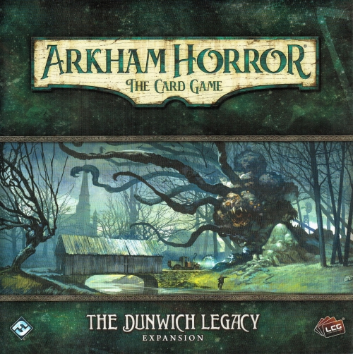 Arkham Horror: El Juego de Cartas – El Legado de Dunwich: Expansión