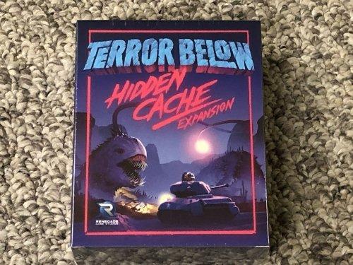 Terror Below: Hidden Cache Expansion