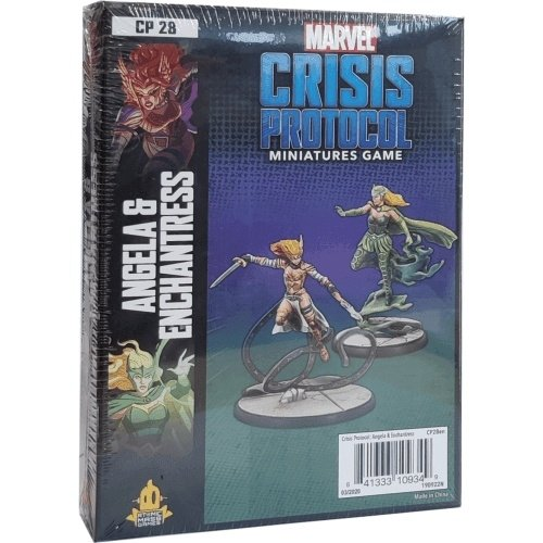 Marvel: Crisis Protocol – Angela & Enchantress