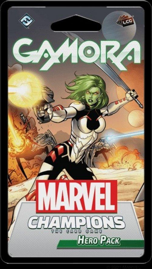 Marvel Champions: El juego de cartas – Gamora Pack de Héroe