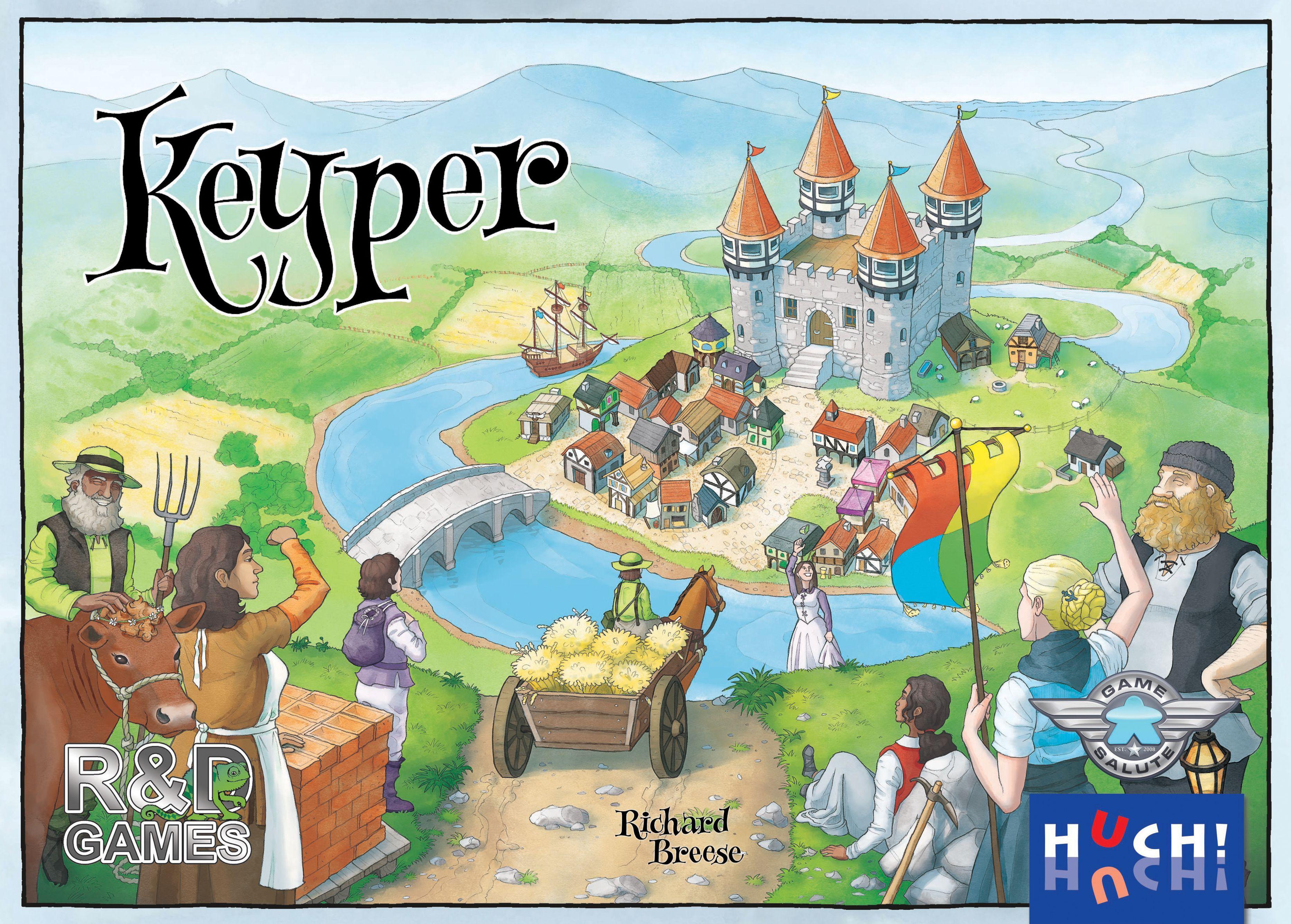 1fbdd13f9 Comprar Keyper al mejor precio - Comparador de precios de juegos -  Muevecubos.com
