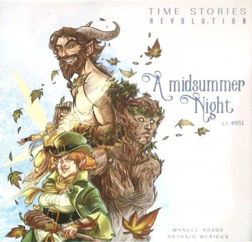 TIME Stories Revolution: Une nuit d'été