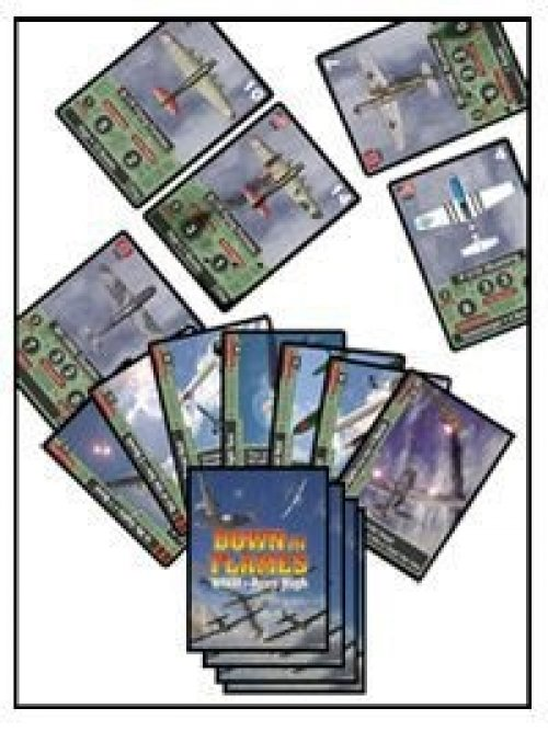 Down in Flames: Aces High – Extra Decks
