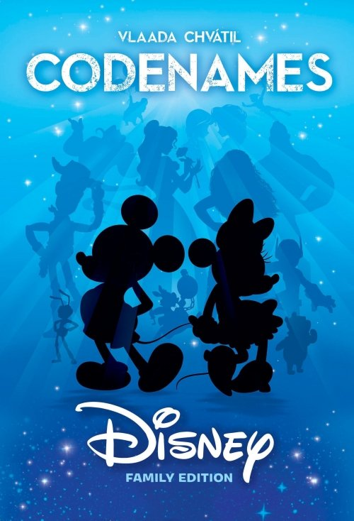 Código Secreto: Disney – Edición Familiar