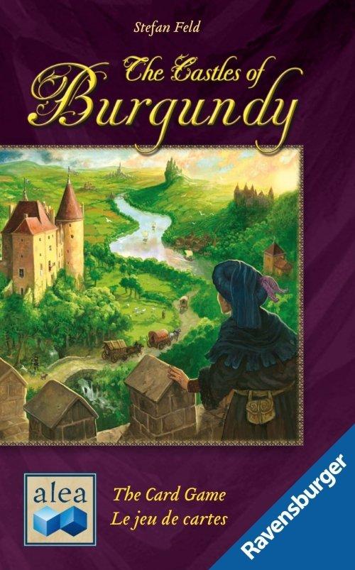 Die Burgen von Burgund: Das Kartenspiel