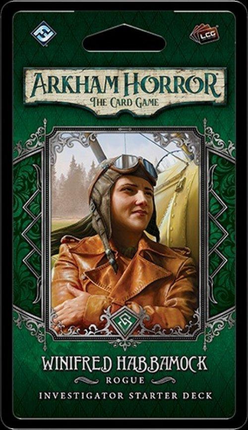 Arkham Horror: The Card Game – Winifred Habbamock: Investigator Starter Deck