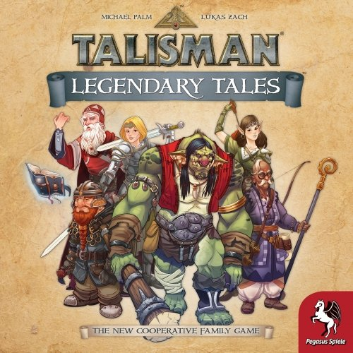 Talisman: Cuentos Legendarios