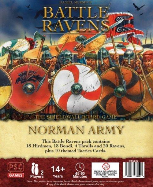 Battle Ravens: Norman Army