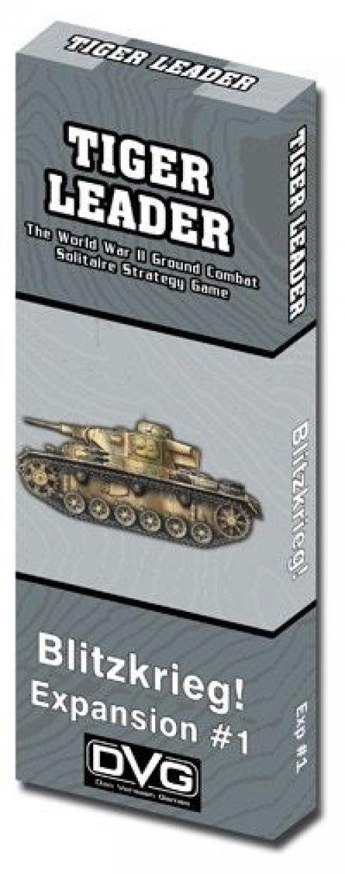 Tiger Leader: Blitzkrieg! Expansion #1