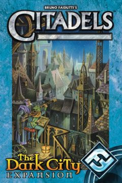 Citadels:  The Dark City Expansion