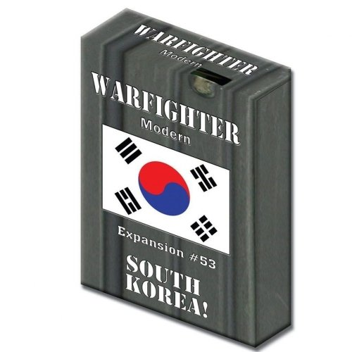 Warfighter: Expansion #53 – South Korea