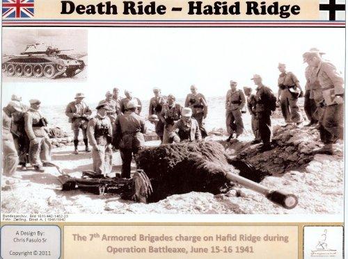 Death Ride: Hafid Ridge