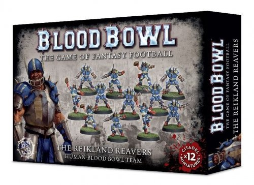 Blood Bowl (2016 edition): Reikland Reavers