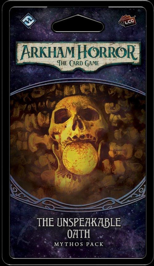 Arkham Horror: El Juego de Cartas – El Juramento Inconfesable