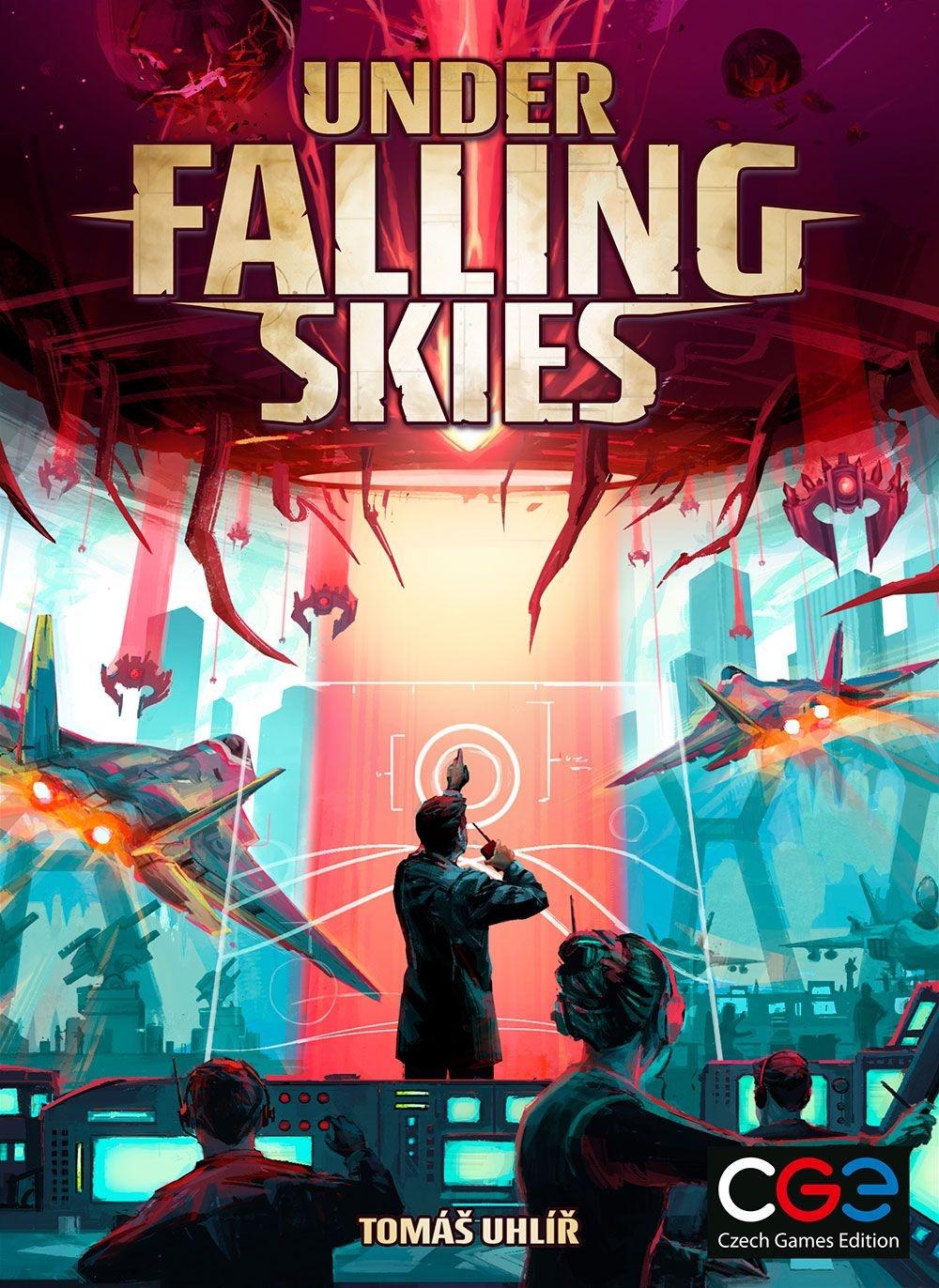 Comprar Under Falling Skies al mejor precio - Comparador de precios de  juegos - Muevecubos.com
