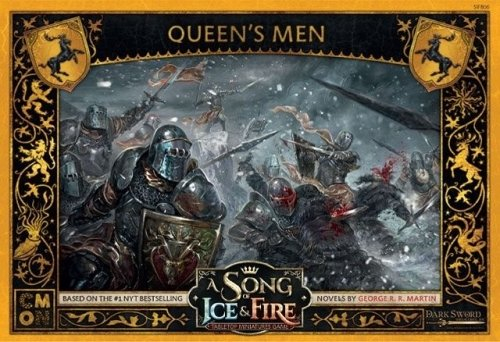 A Song of Ice & Fire: Tabletop Miniatures Game – Queen's Men